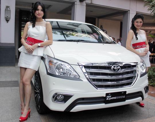 Harga Toyota New Kijang Innova Baru Tipe J, E, G, V ...