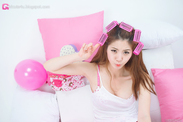 1 Cute Chae Eun - very cute asian girl - girlcute4u.blogspot.com
