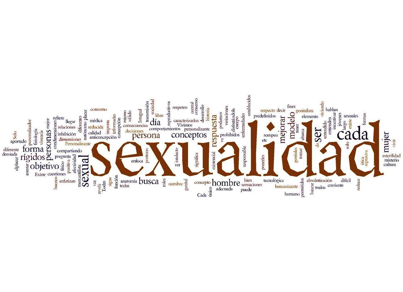 juveniles y algo mas: Por qué es importante la sexualidad (Por Conde ...