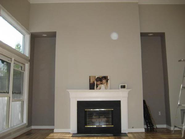 Sherwin Williams Light French Gray Hall Link Pictures