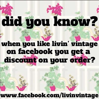 vintage facebook livin vintage facebook etsy sale