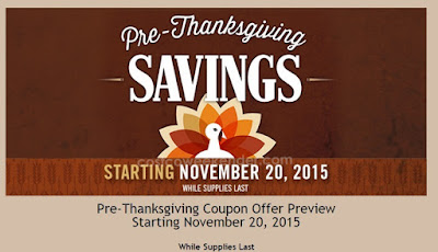 Costco 2015 Pre-Thanksgiving and Black Friday Savings