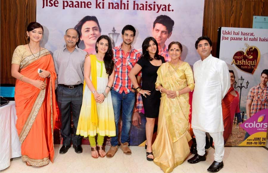 Meri Aashiqui Tum Se Hi TV Serial Cast