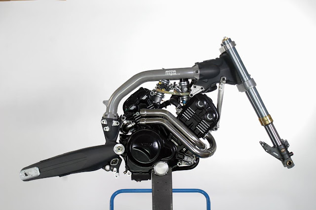Voxan Frame Engine Chassis