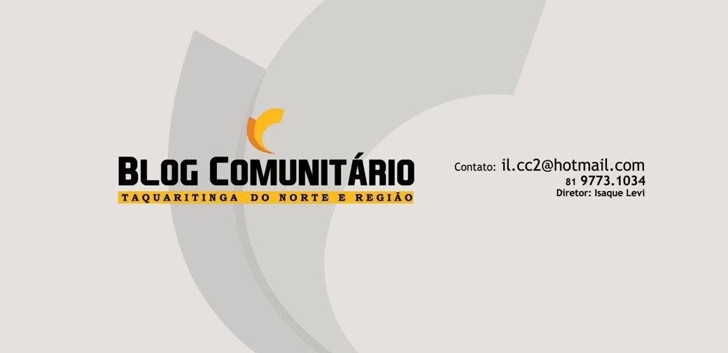 Blog Comunitário