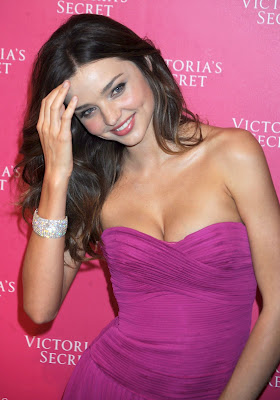 Miranda Kerr – Victoria's Secret 2011 Fantasy Treasure Bra Launch in New York