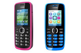 Nokia 110 & 112