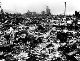 Atomska eksplozija u Hirošimi