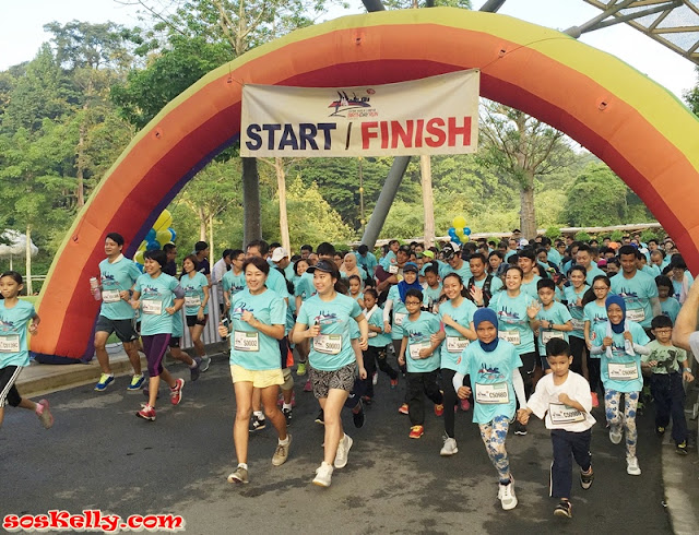 ISETAN Kuala Lumpur Birthday Run, ISETAN Kuala Lumpur, Birthday Run, ISETAN, Hope Worldwide Malaysia, Isetan KL, Isetan Malaysia, Isetan KL Anniversary CSR Campaign, Daruma by ISETAN,  CSR Campaign