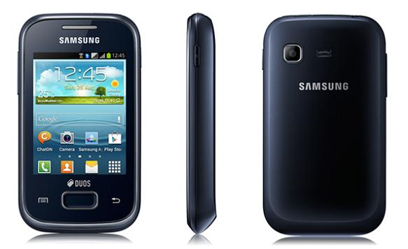 Samsung Galaxy Y Plus - Price, Features and Specifications