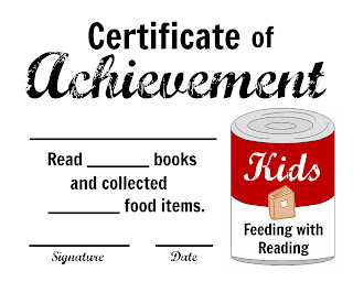 celebrate success in charity with a printable certificate
