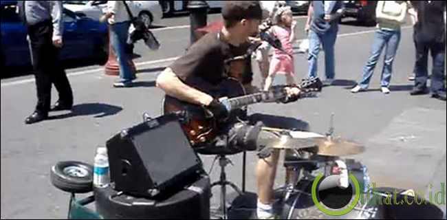 New York Street Musician