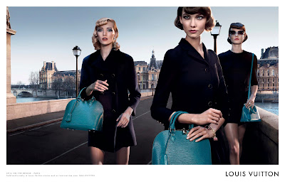 "Louis Vuitton's ""Chic On the Bridge"" FULL Ad Campaign"