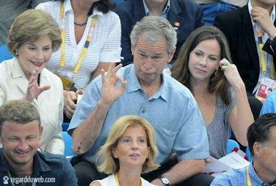 Images droles et étranges Célébrité - Bush v10