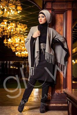 model hijab untuk pergi ke acara formal