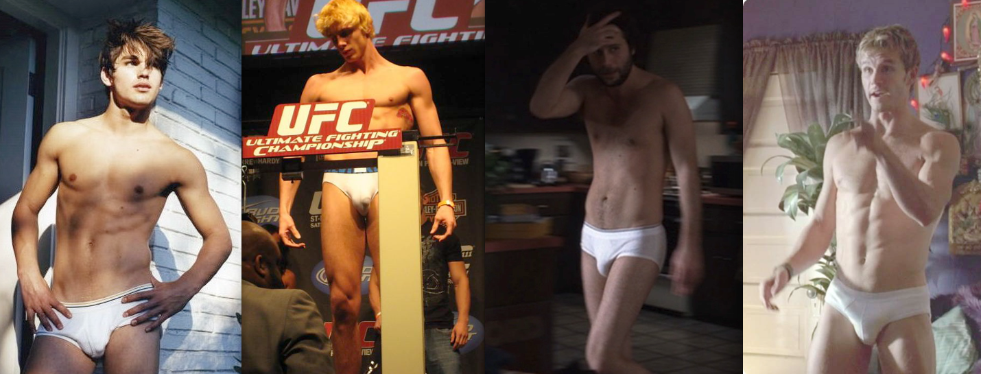 Male Celebrities (Generally) In Tighty Whities.