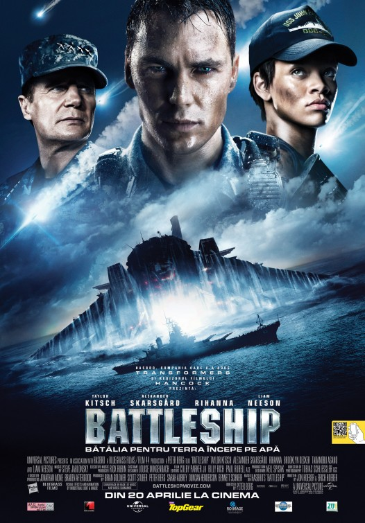 battlehip, battleship movie poster, liam neeson