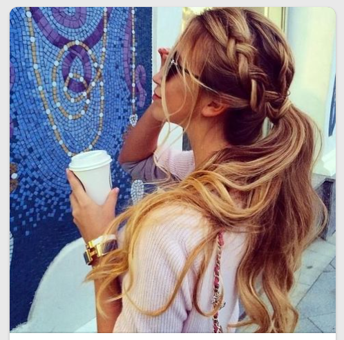 3 simple summer hairstyles