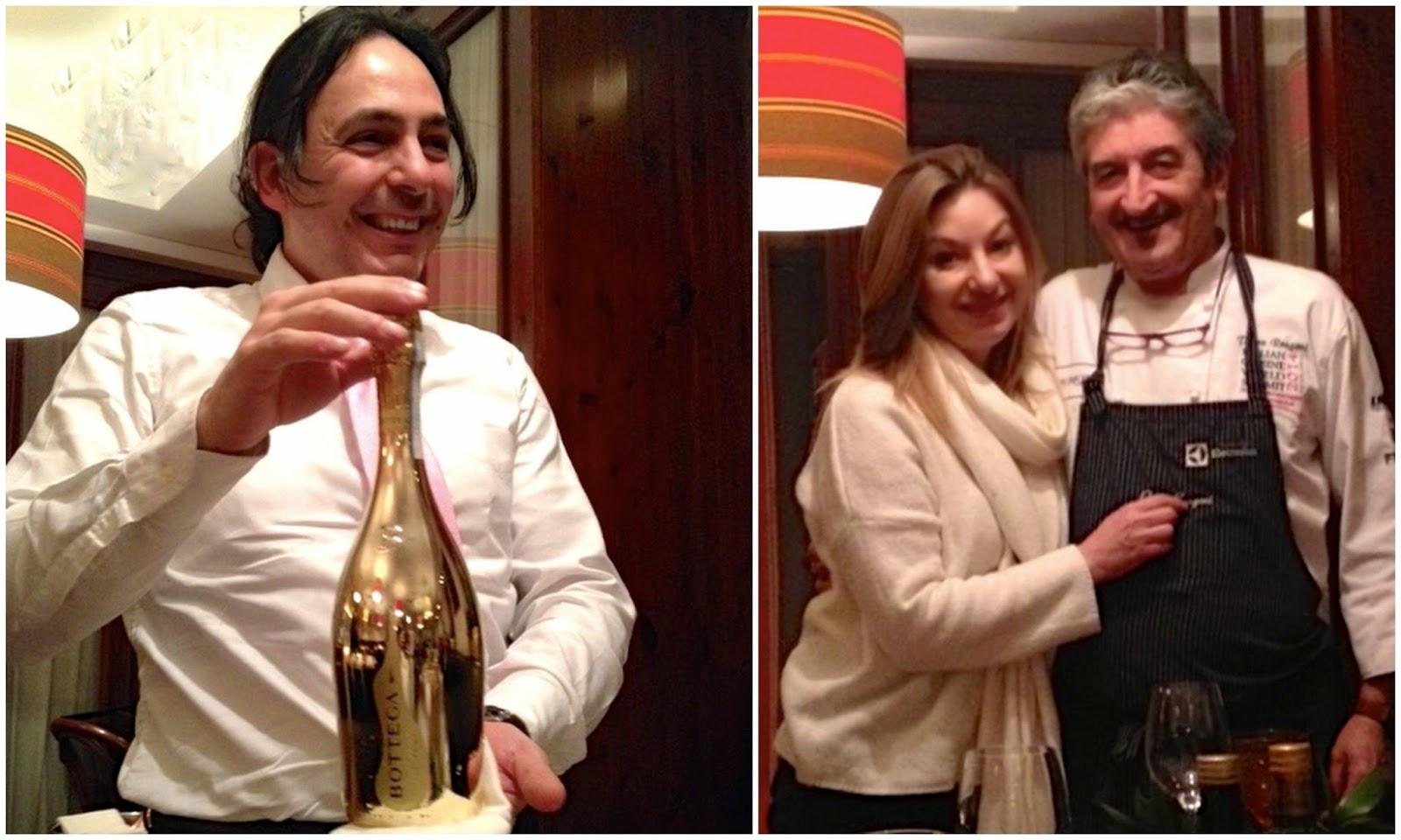 Ресторан Pane & Olio в Москве