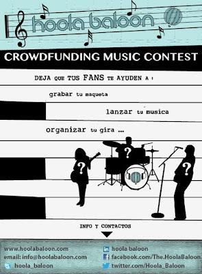 Crowdfunding CROWDFUNDING MUSIC CONTEST