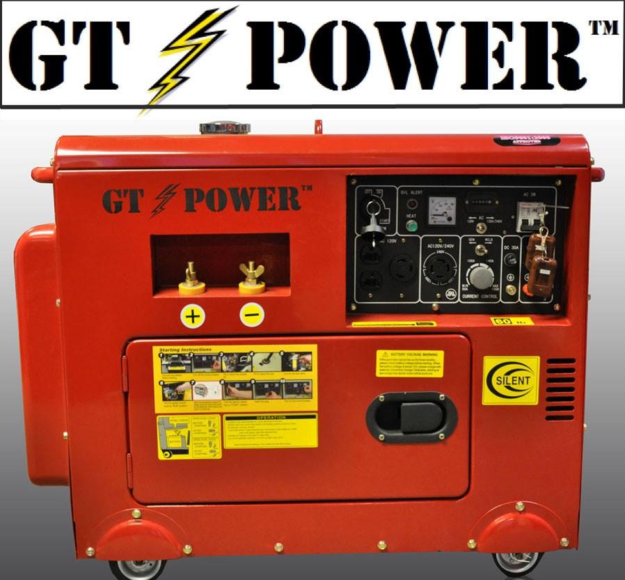 Diesel Generators Reviews  U0026 News  Gt Power Generator Review