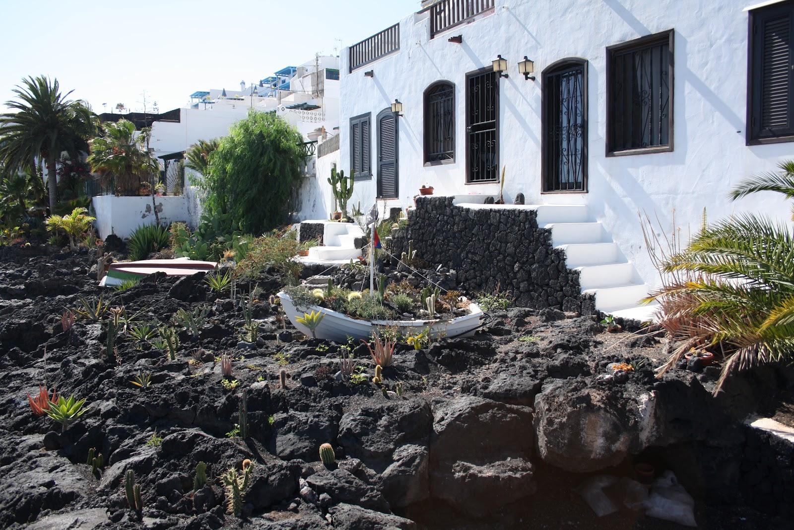 Lanzarote la casa fundaci n c sar manrique - Lanzarote casa de cesar manrique ...