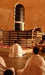 The Dhyanalinga.