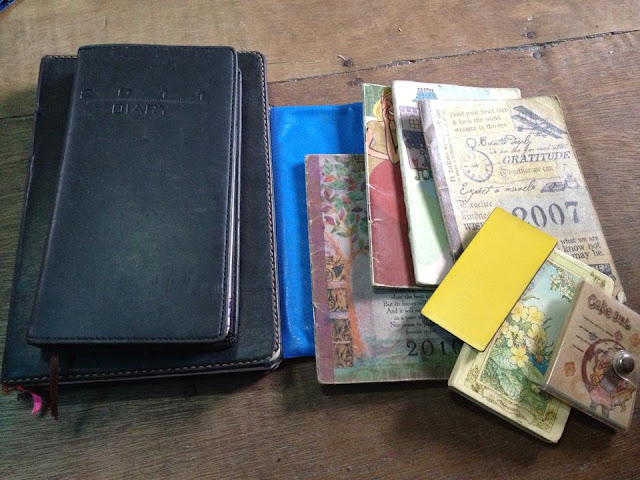 Throwaway Sunday: Old Planners