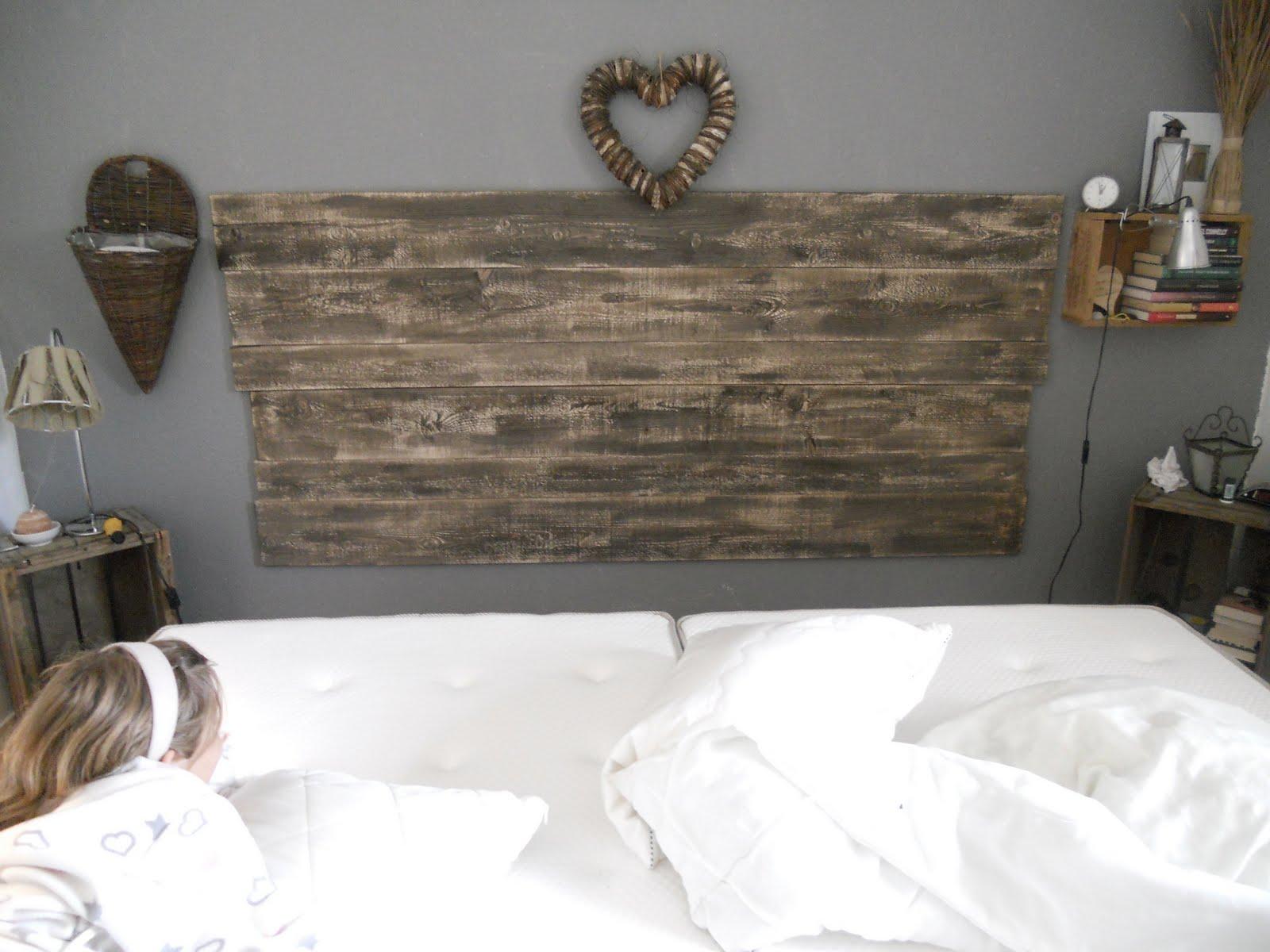 pysseltanten: Ny sänggavel.....