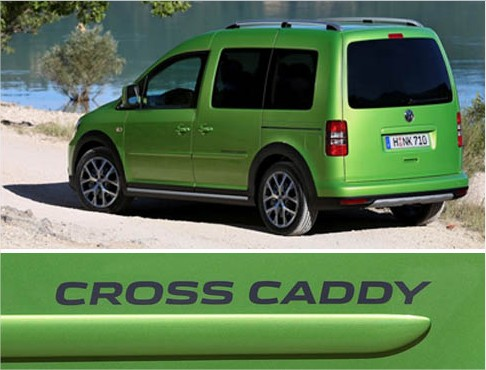 volkswagen caddy introduced cross world automotive. Black Bedroom Furniture Sets. Home Design Ideas