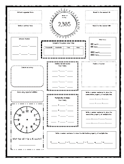Wacky Dichotomous Key Worksheet Free Printable Math Worksheets