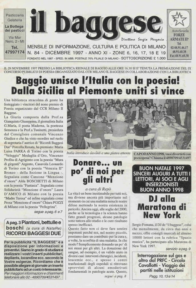 il BAGGESE