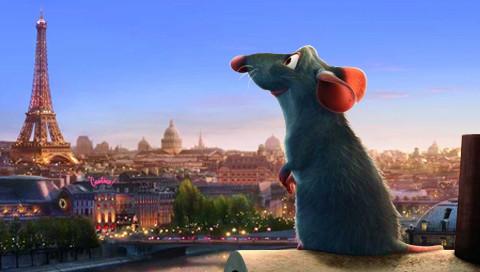 Ratatouille: Pinball