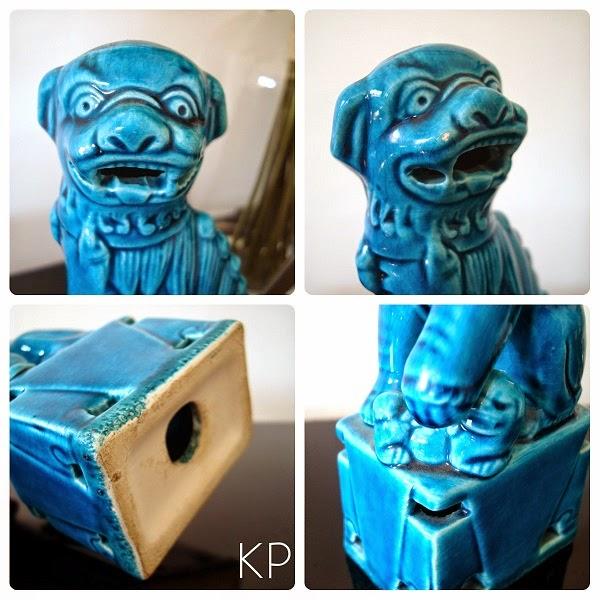 Comprar perros foo hembra color azul turquesa