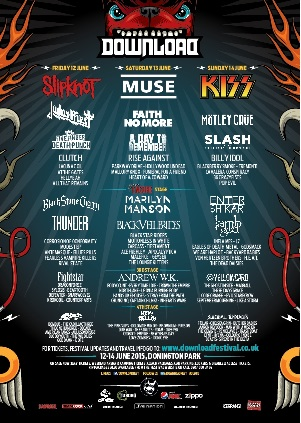 Book DOWNLOAD FESTIVAL Tickets Now