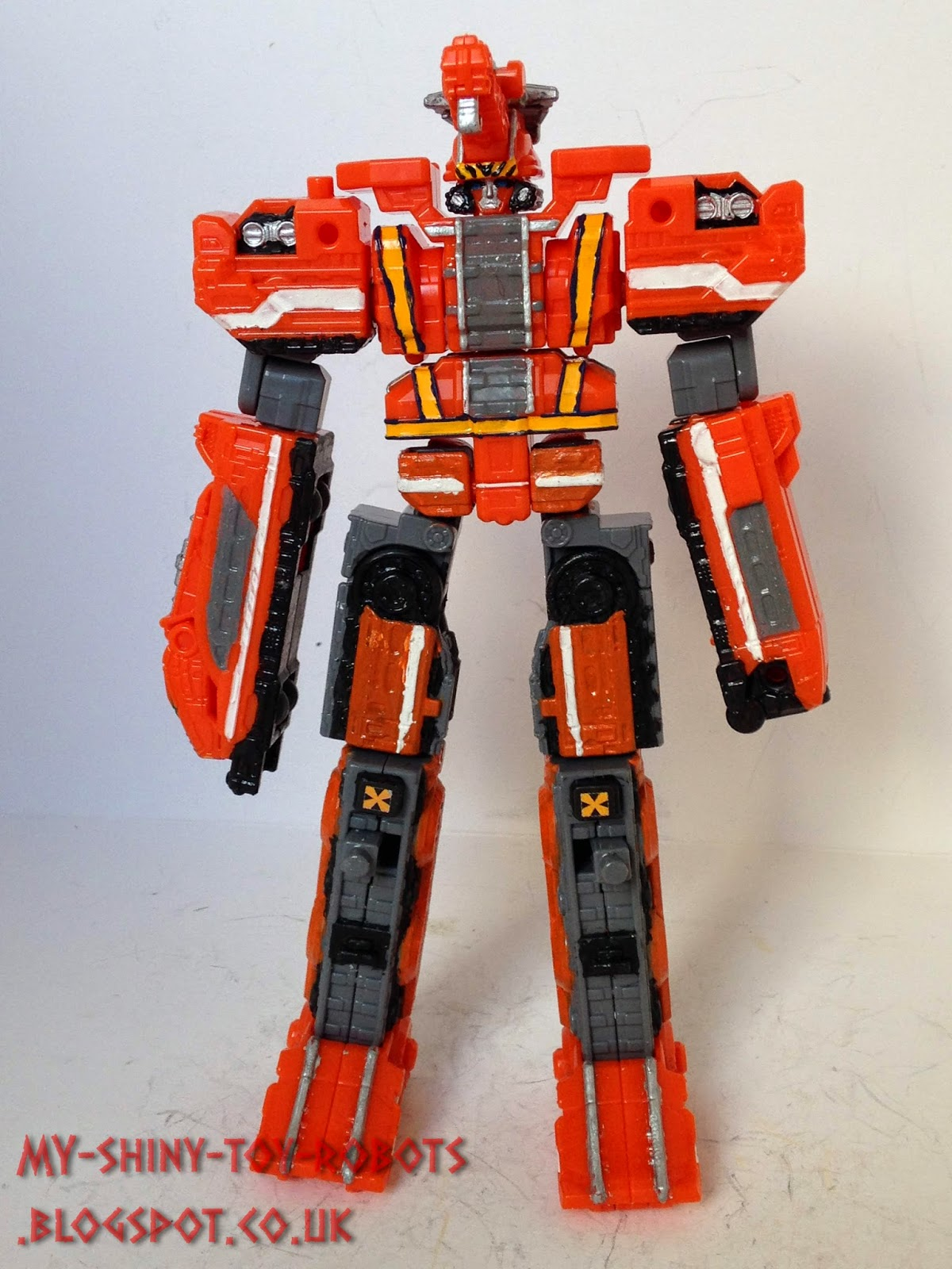 Build DaiOh Front