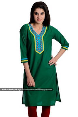 Midsummer Cotton Kurti Kurta Designs