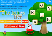 THE LETTERS TREE