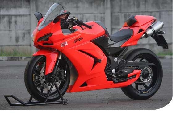 Motorcycle Fairing Body Kit For KAWASAKI Ninja ZX10R 04 05