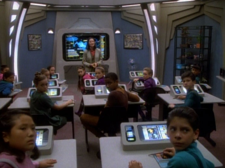 Elementary Classrooms Of The Future : Future war stories fws topics things that didn t happen like