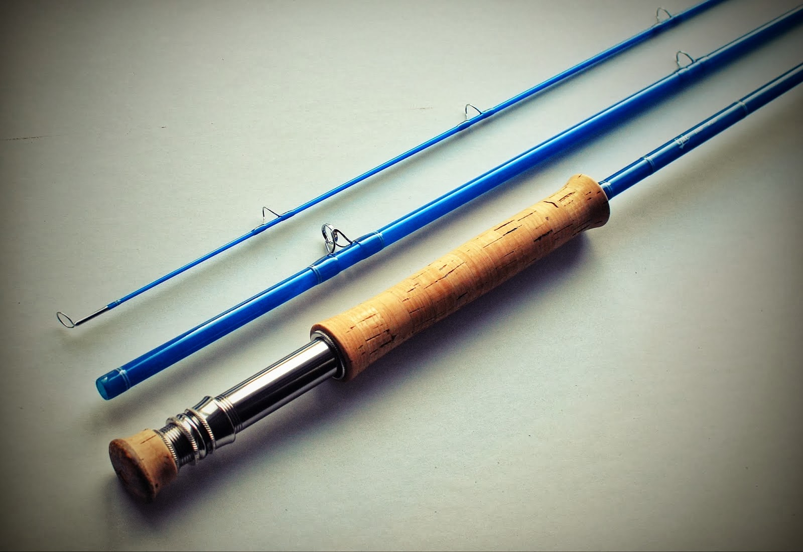The fiberglass manifesto tightloop fly rods four glass for Fishing rod blanks