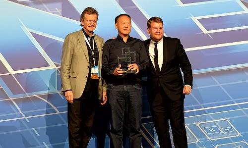 htc one global mobil ödülü aldı