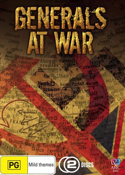Generais em Guerra: Episódio 5 MKV 720P + RMVB Dublado