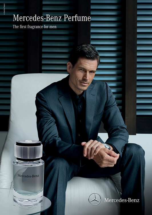 Mylifestylenews Mercedes Benz The First Fragrance For Men