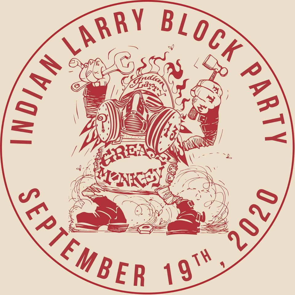 Indian Larry Block Party