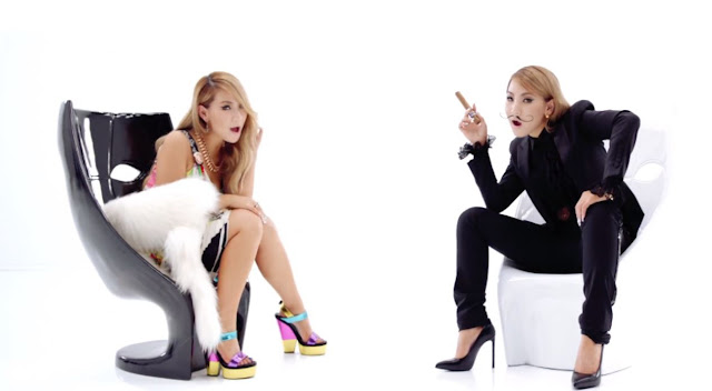 cl's the baddest female mv screencaps #2