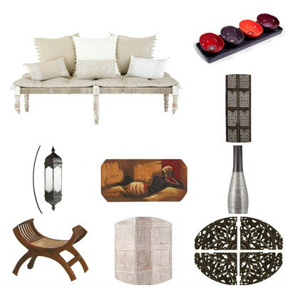 UN SALON ETNICO + INSPIRACION / Ethnic living room + inspiration ...