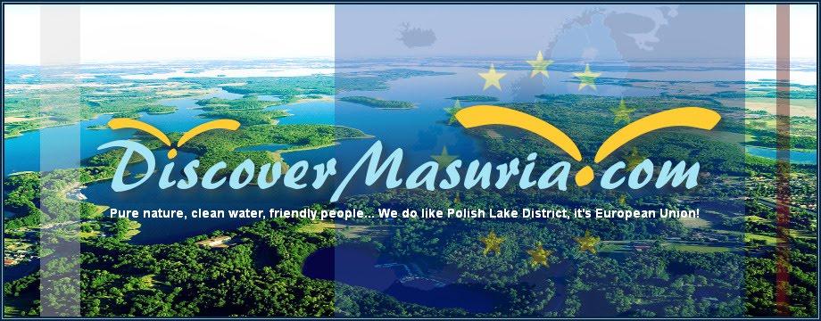 DiscoverMasuria.com - Polish Lake District's Fan Blog (INICJATYWA SPOŁECZNA)