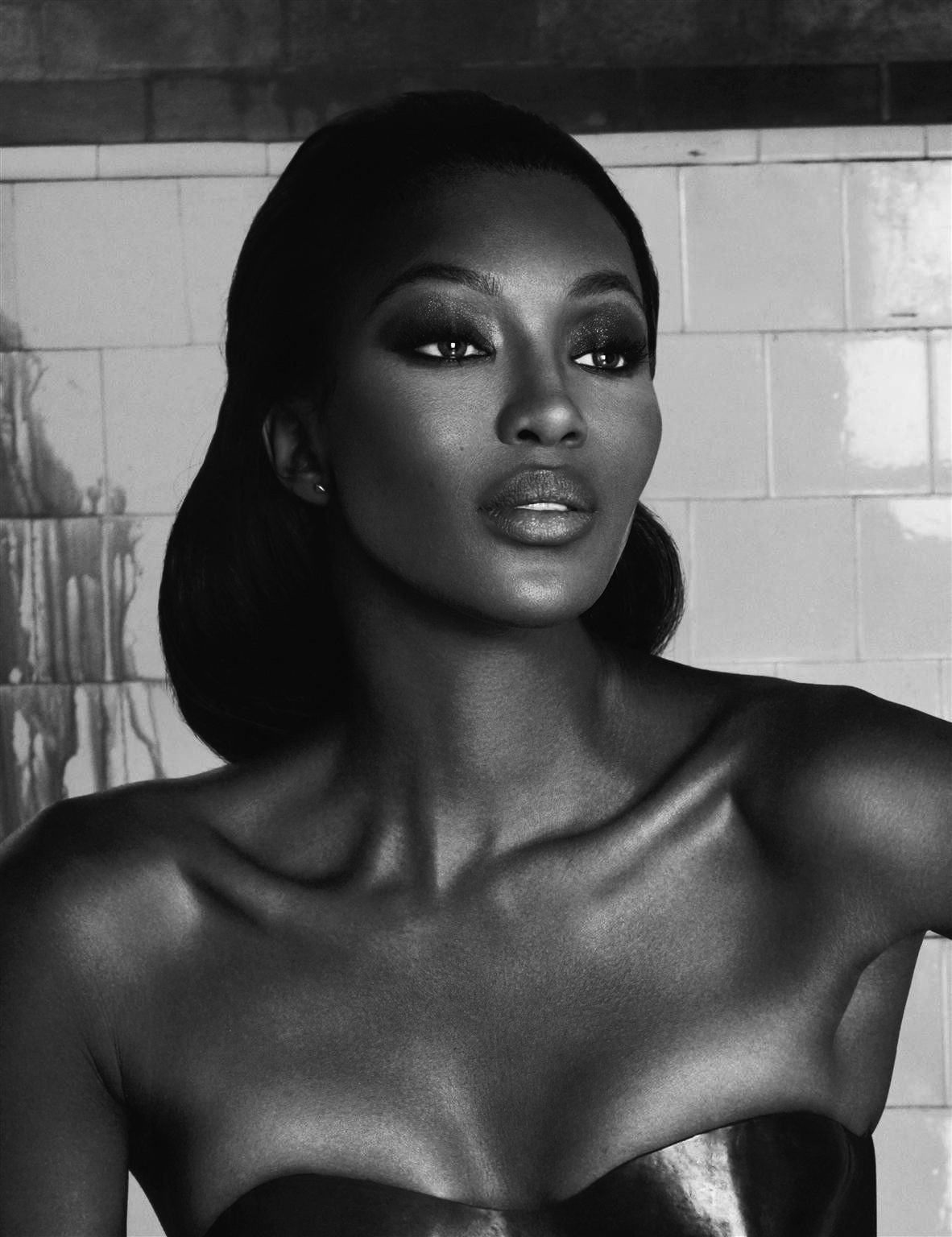 Naomi Campbell For Parisian Michel Klein Modern Design