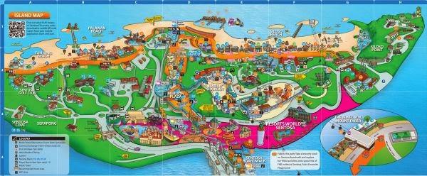 peta-tempat-wisata-terkenal-di-singapura